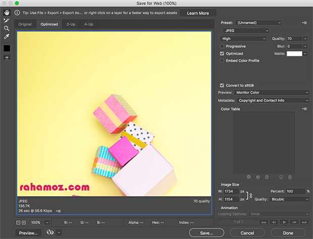 7 روش برای بهینه سازی سئو تصاویر