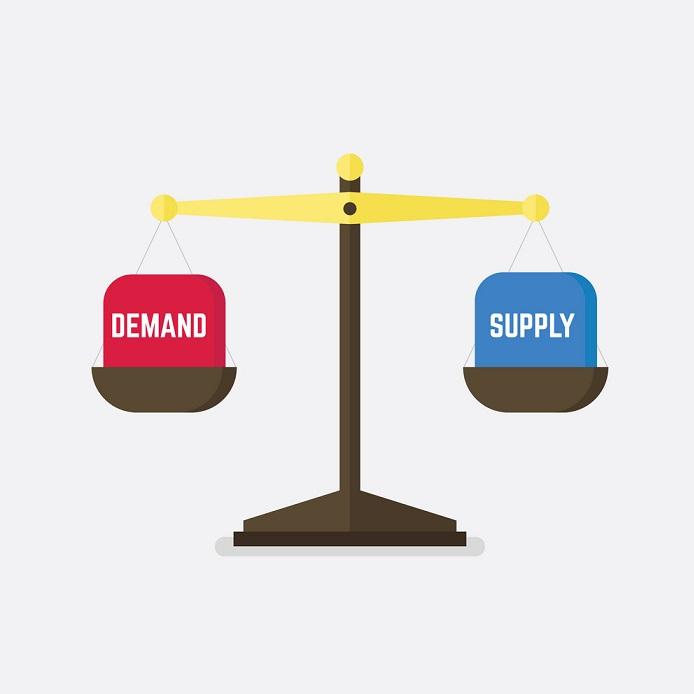 مفهوم عرضه و تقاضا ، چگونه برای شکل دهی فروش از تقاضا استفاده کنیم؟