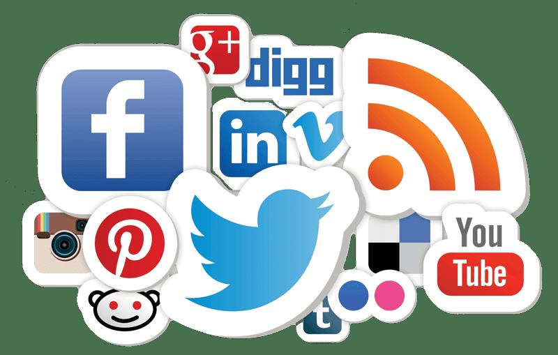آمار شبکه های اجتماعی