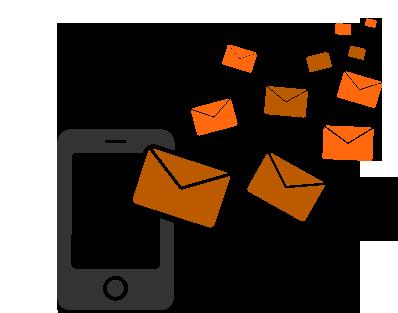 ارسال پیامک انبوه