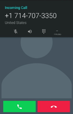 اکانت مجازی تلگرام