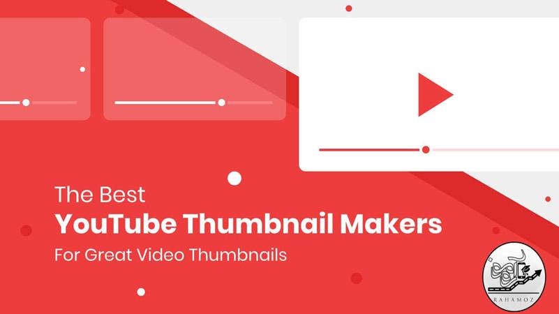برنامه های ساخت عکس بندانگشتی یوتیوب